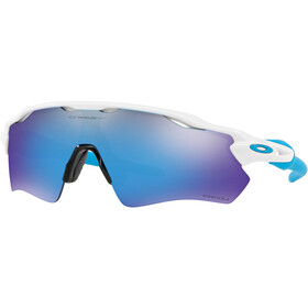 Oakley Radar EV Path Sunglasses polished white/prizm sapphire